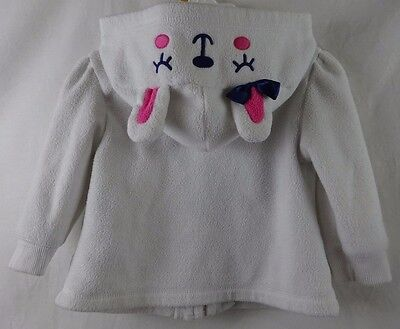 Old Navy Hoodie Sweater Baby Girl Size 12-18 Months
