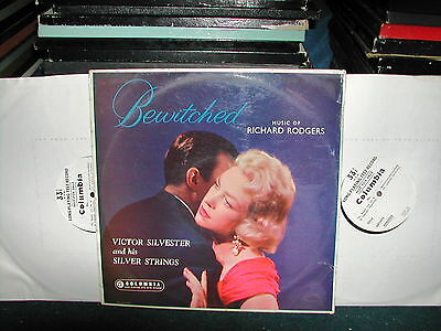 Victor Sylvester-Bewitched LP 1958 2 x 1 sided test pressing