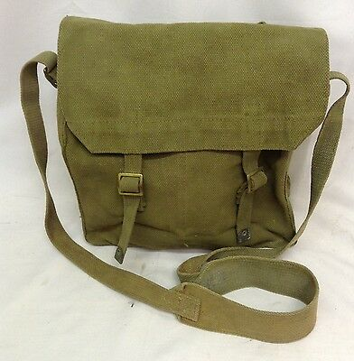 WW2 1937 Pattern Webbing Small Pack, 1945 Dated