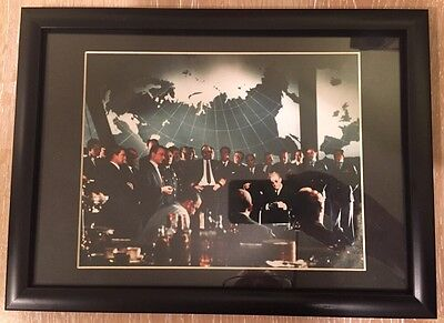 Peter Sellers - Dr Strangelove- Framed Picture - Colour Publicity Photo