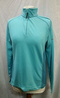 Womens Berghaus Tech-T Long Sleeved Base Layer Top Size 12
