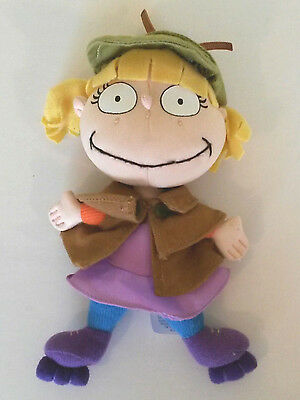 Rugrats Small Soft Toy Angelica ~ Kids Childrens Girls Boys Toys ~