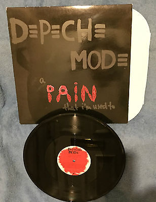 "Depeche Mode ‎A Pain That I'm Used To 12"" 12BONG36"