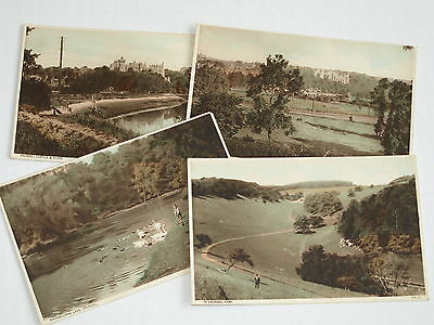 Early Era Theme Postcard Views Of Arundel In Sussex