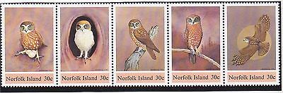 Stamps of Norfolk Is.