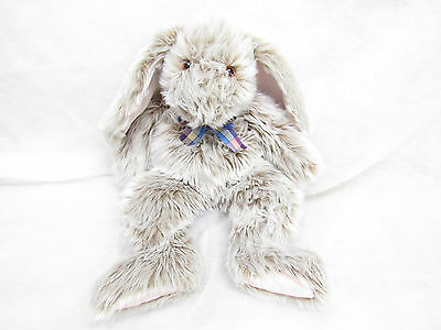 Vtg Applause Large Shaggy Flopsey Bunny Rabbit 20 Inches