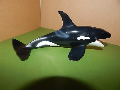 2004 Vintage Schleich Orca Killer Whale #14551 Good Used Condition