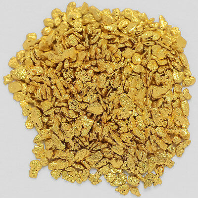 1.2579 Gram Alaska Natural Gold Nuggets / Flakes -(#04201)- Hand-Picked Quality