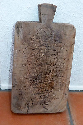 Genuine Vintage Retro French rustic bread or chopping board. Beautiful & usefull