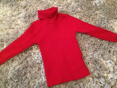 Next Red Polo Neck 12-18 Months