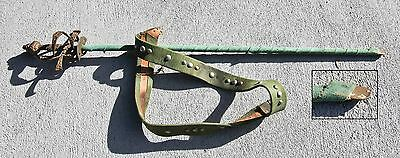 16th or 17th Century European Rapier or Foil with Scabbard