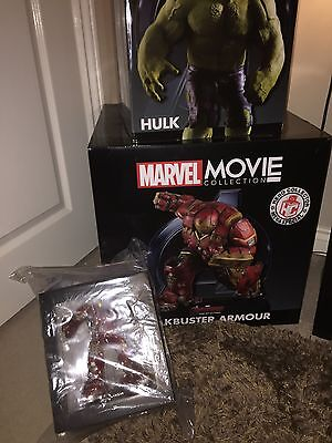 Eaglemoss Marvel Movie Collection Special 2 Hulkbuster Armour L��K�� Sealed