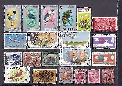 Stamps of GB. and the Commonwealth.