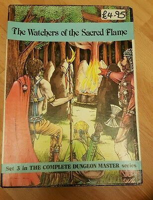 AD&D The Watchers of the sacred flame rpg