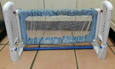 Kids safety bed rail. Toddler bed guard. Bedrail.