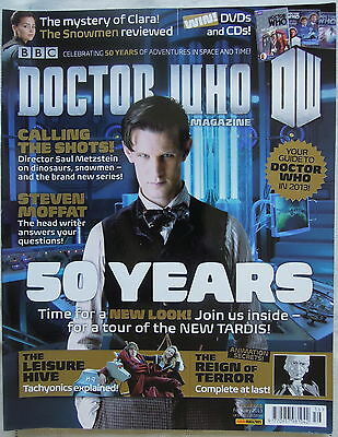 Dr Who Issue 456 February 2013 Panini