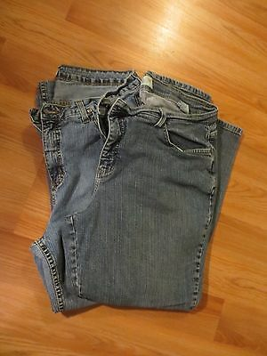 Lot of 2 Women's Faded Glory jeans size 20.