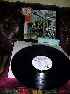 Stray Cats Lp Gonna Ball Promo Copy Not For Resale Stray 2 1981 Arista