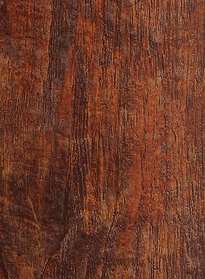 SF 9484 Amazon Wood Red, High Pressure Laminate - HPL,Size 4' X 8'