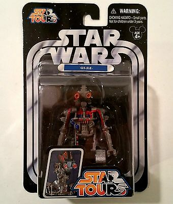 Star Wars Star Tours G3-5LE Hasbro Walt Disney Resorts