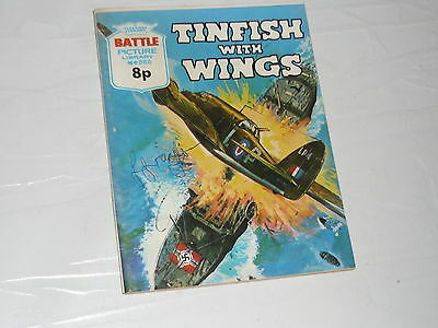 Battle Picture Library Comic Magazine No888 Tinfish with Wings Bristol Beaufort