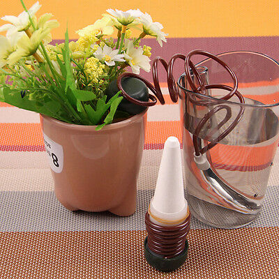 Novelty Automatic Flower Plant Watering System Water Drip Irrigation Garden Tool