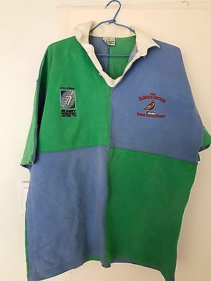 Rugby World Cup Sevens 7's 92 Jersey Xxl