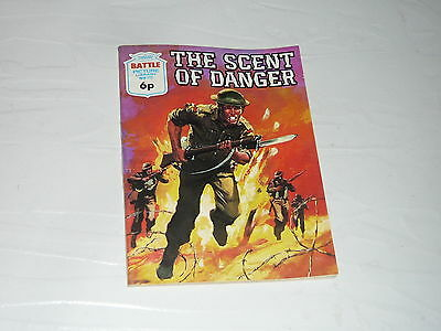 Battle Picture Library Comic Magazine No712 The Scent of Danger 1945 Germany WW2