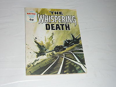 Battle Picture Library Comic Magazine No534 Whispering Death Bristol Beaufighter