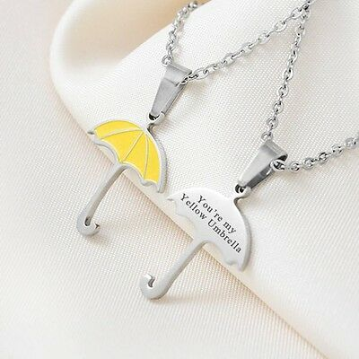 How I Met Your Mother Yellow Umbrella Pendant, You're my Yellow Umbrella