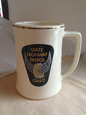 Ohio State Highway Patrol Coffee Mug by Pioneer - Liverpool, Ohio