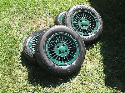 MAG WHEELS for Triumph Spitfire, GT6 and TR7