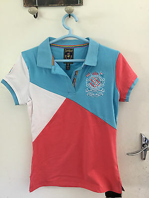 Childs Horse Riding Shirt Size S