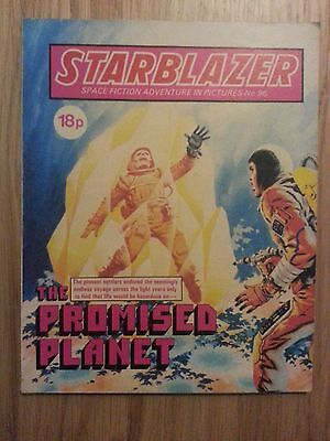 Starblazer Issue No 96 - The Promised Planet