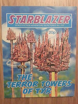 Starblazer Issue No 117 - The Terror Towers of Tyr