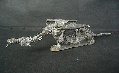 Citadel dungeons & dragons zombie dragon miniature Tom meier DG6 very rare