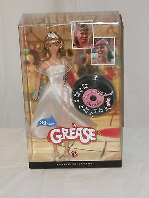 Grease Sandy 30th Anniversary Barbie