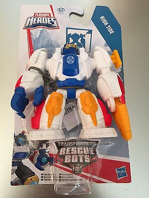 "Playskool Heroes Transformers Rescue Bots - High Tide 3.5"" Figure NEW"