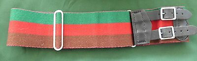 Australian Army 1st Armoured Regiment stable belt