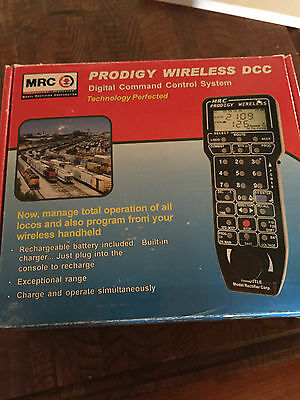 MRC Prodigy Wireless DCC Controller
