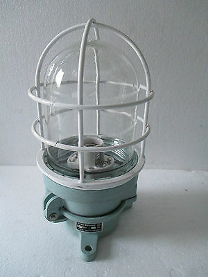 Nautical Outdoor/indoor Pendant/passage Light 1 Psc From Vintage Marine Ship