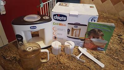 Cuiseur Vapeur Easy Meal Chicco idem Baby Cook