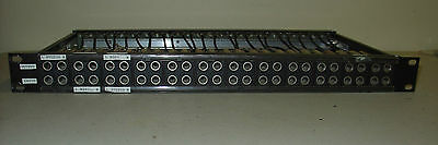 """Patch Bay 1/4"""". 48 Way"""