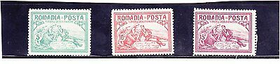Stamps of Romania