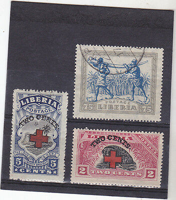 Stamps of Liberia.