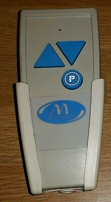 Minivator stairlift remote