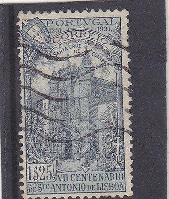 Stamp of Portugal.