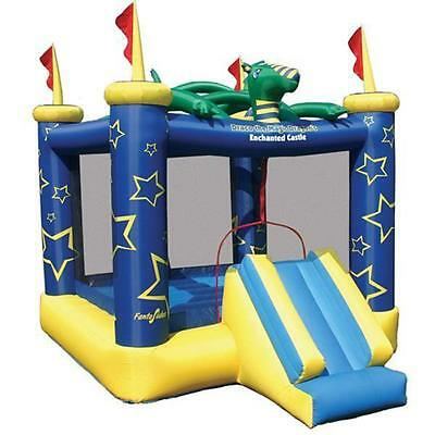 KidWise Draco The Magic Dragon Inflatable Bounce House | eBay