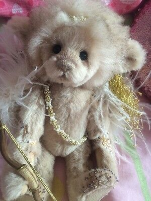 CUPID - Isabelle Lee Collection Charlie Bears L/E 200 PIECES