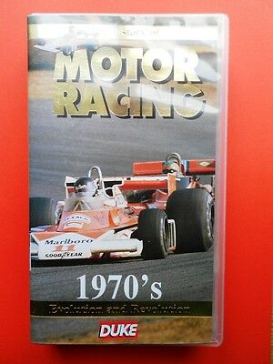 HISTORY OF F1 FORMULA ONE MOTOR RACING 1970s Evolution & Revolution VHS 5 pic